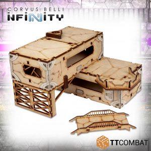 TTCombat   Infinity Terrain (TTCombat) Prefab Alpha - TTSCW-SFU-078 - 5060570135958