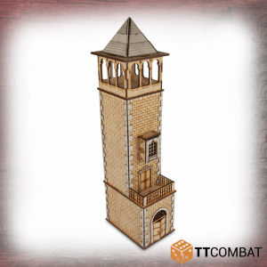 TTCombat   Streets of Venice (28-32mm) Crisostomo Tower - TTSCW-SOV-128 - 5060570134036