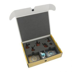 Safe and Sound   Safe and Sound Cases Half-sized small box for Godsworn Hunt - SAFE-WHUN6 - 5907459694451