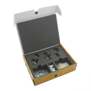 Safe and Sound   Safe and Sound Cases Half-sized small box for Thundrik's Profiteers - SAFE-WHUN7 - 5907459694598