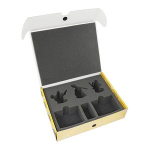 Safe and Sound   Safe and Sound Cases Half-sized small box for Stormsire's Cursebreakers - SAFE-WHUN1 - 5907459694390