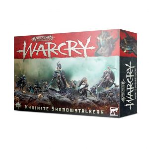 Games Workshop Age of Sigmar | Warcry  Warcry Warcry: Khainite Shadowstalkers - 99120212024 - 5011921138784