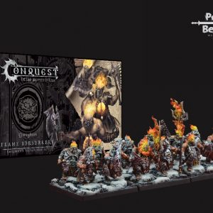 Para-Bellum Conquest: The Last Argument of Kings  The Dweghom Conquest: Dweghom Flame Berserkers - PBW8302 - 5213009010405