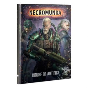 Games Workshop Necromunda  Necromunda Necromunda: House of Artifice - 60040599026 - 9781788269575