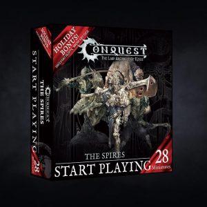 Para-Bellum Conquest: The Last Argument of Kings  The Spires Conquest: Spires Battalion Starter Box - PBW5022 -