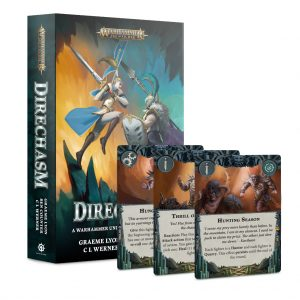 Games Workshop   Age of Sigmar Books Warhammer Underworlds Direchasm (hardback) - 60040281271 - 9781789992014