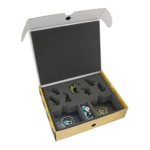Safe and Sound   Safe and Sound Cases Half-sized small box for Thorns of the Briar Queen - SAFE-WHUN2 - 5907459694406