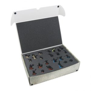 Safe and Sound   Safe and Sound Cases XL Box to carry all warbands from WHU: Nightvault - SAFE-WHUN9 - 5907459694819
