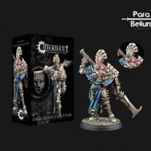 Para-Bellum Conquest: The Last Argument of Kings  The Spires Conquest: The Spires High Clone Executor - PBW7113 - 5213009010290