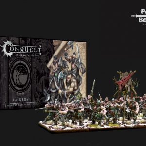 Para-Bellum Conquest: The Last Argument of Kings  The Nords Conquest: Nords Raiders - PBW8401 - 5213009010443
