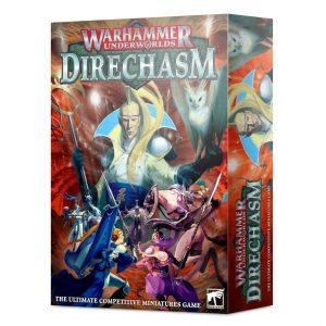 Games Workshop Warhammer Underworlds  Warhammer Underworlds Warhammer Underworlds Direchasm - 60010799010 - 5011921135318