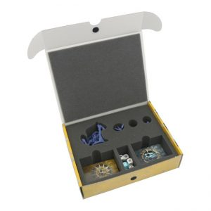 Safe and Sound   Safe and Sound Cases Half-sized small box for Mollog's Mob - SAFE-WHUN5 - 5907459694444