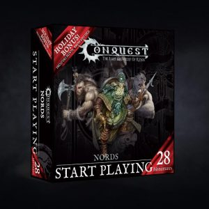 Para-Bellum Conquest: The Last Argument of Kings  The Nords Conquest: Nords Battalion Starter Box - PBW5025 -
