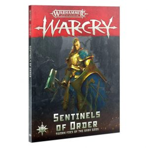 Games Workshop Warcry  Warcry Warcry: Sentinels of Order - 60040299098 - 9781839060236