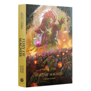 Games Workshop   The Horus Heresy Books Siege of Terra: Fury of Magnus (hardback) - 60040181497 - 9781789992915