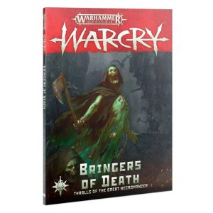Games Workshop Warcry  Warcry Warcry: Bringers of Death - 60040207008 - 9781839060397