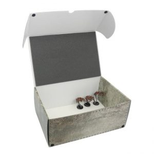 Safe and Sound   Safe and Sound Cases Full-size Mega Box for magnetically-based miniatures - SAFE-M-MAG01 - 5907459695106