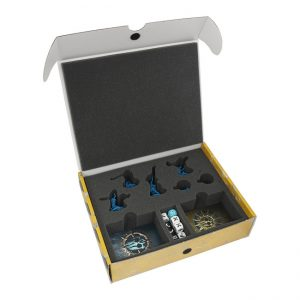 Safe and Sound   Safe and Sound Cases Half-sized small box for Eyes of the Nine - SAFE-WHUN4 - 5907459694420