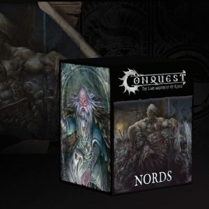 Para-Bellum Conquest: The Last Argument of Kings  The Nords Conquest: Nords Army Card Sets - PBW8008 -