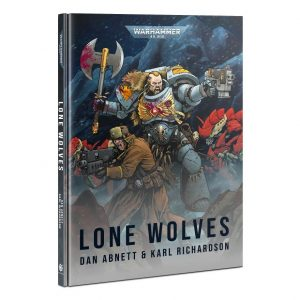Games Workshop (Direct)   Warhammer 40000 Books Lone Wolves (Graphic Novel) - 60040181314 - 9781789993158