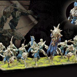 Para-Bellum Conquest: The Last Argument of Kings  The Spires Conquest: Spires Vanguard Clones - PBW8115 - 5213009010580