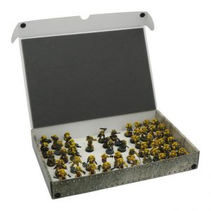 Safe and Sound   Safe and Sound Cases Full-size Standard Box for magnetically-based miniatures - SAFE-ST-MAG01 - 5907459694826