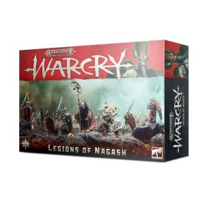 Games Workshop Age of Sigmar | Warcry  Warcry Warcry: Legions of Nagash - 99120207100 - 5011921139538