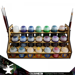 The Colour Forge   Paint Racks Compact Paint Rack (Citadel) - TCF-ACC-005 - 5060843100607
