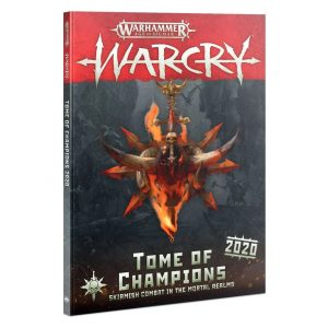 Games Workshop Warcry  Warcry Warcry: Tome of Champions 2020 - 60040299088 - 9781839062353