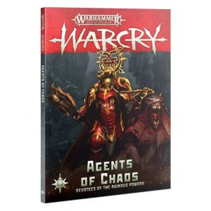 Games Workshop Warcry  Warcry Warcry: Agents of Chaos - 60040201026 - 9781839060311