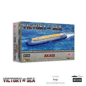 Warlord Games Victory at Sea  Victory at Sea Victory at Sea: Akagi - 742411056 - 5060572507326