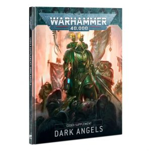 Games Workshop Warhammer 40,000  Codex Codex Supplement: Dark Angels - 60030101051 - 9781839061295