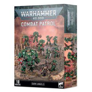 Games Workshop Warhammer 40,000  Dark Angels Combat Patrol: Dark Angels - 99120101281 - 5011921138562