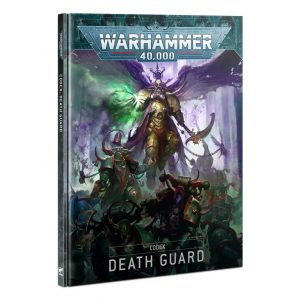 Games Workshop Warhammer 40,000  Codex Codex: Death Guard (2021) - 60030102022 - 9781839061370