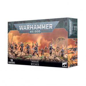 Games Workshop Warhammer 40,000  Drukhari Drukhari Wyches - 99120112044 - 5011921155811