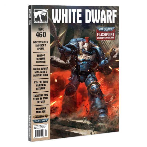 Games Workshop   White Dwarf White Dwarf 460 (January 2021) - 60249999602 - 5011921156160