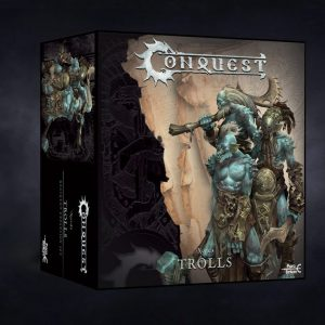 Para-Bellum Conquest: The Last Argument of Kings  The Nords Nords: Trolls - PBW4407 -