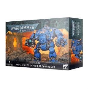 Games Workshop Warhammer 40,000  Space Marines Space Marines Primaris Redemptor Dreadnought - 99120101310 - 5011921142378