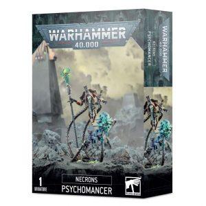 Games Workshop Warhammer 40,000  Necrons Necron Psychomancer - 99120110073 - 5011921153183