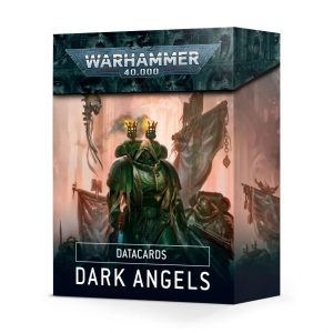 Games Workshop Warhammer 40,000  Dark Angels Datacards: Dark Angels - 60050101005 - 5011921134519