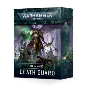Games Workshop Warhammer 40,000  Death Guard Datacards: Death Guard  (2021) - 60050102003 - 5011921134267