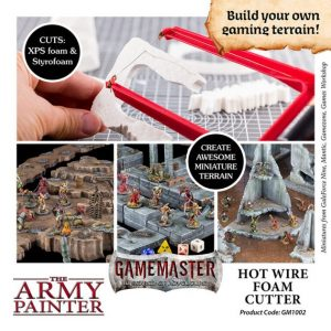 The Army Painter   Army Painter Tools Army Painter Hot Wire Foam Cutter - GM1002 -
