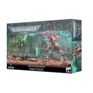 Games Workshop Warhammer 40,000  Adeptus Mechanicus Adeptus Mechanicus Ironstrider / Sydonian Dragoon - 99120116034 - 5011921155941