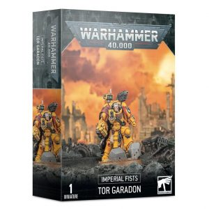 Games Workshop Warhammer 40,000  Imperial Fists Imperial Fists Tor Garadon - 99120101342 - 5011921146383