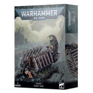 Games Workshop Warhammer 40,000  Necrons Necron Ghost Ark / Doomsday Ark - 99120110063 - 5011921139187