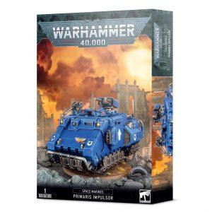 Games Workshop Warhammer 40,000  Space Marines Space Marines Primaris Impulsor - 99120101324 - 5011921142538