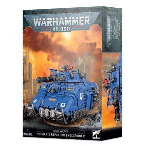 Games Workshop Warhammer 40,000  Space Marines Primaris Space Marines Repulsor Executioner - 99120101322 - 5011921142514