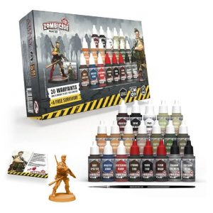 The Army Painter Zombicide  Zombicide Zombicide 2nd Edition Paint Set - APWP8042 -