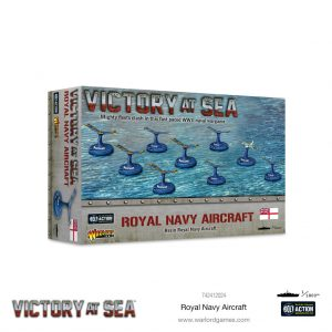 Warlord Games Victory at Sea  Victory at Sea Victory at Sea: Royal Navy Aircraft - 742412024 - 5060572506992