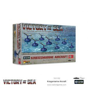 Warlord Games Victory at Sea  Victory at Sea Victory at Sea: Kriegsmarine Aircraft - 742411033 - 5060572506855